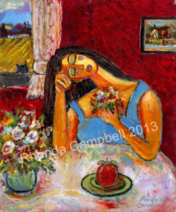 Waiting for Botello Giclee prints available small medium and large from $65NZ